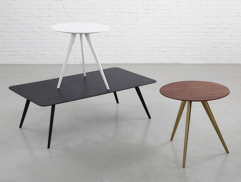 Airfoil Coffee Table Nuans