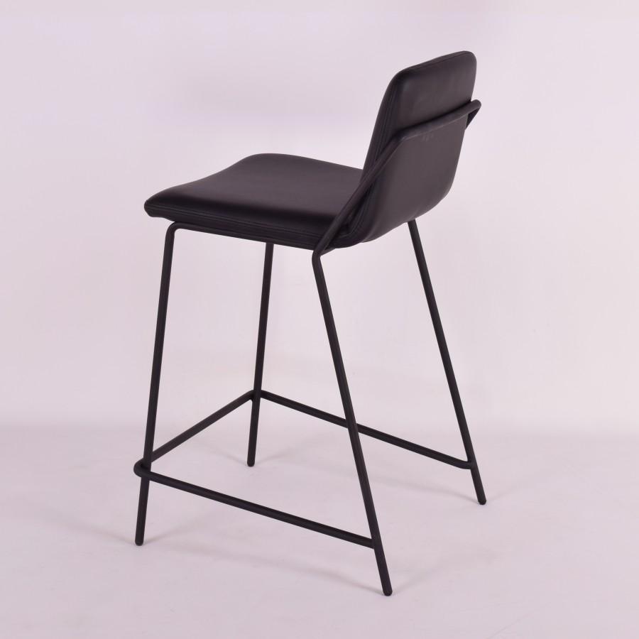 Surprising Sling Counter Stool Upholstered Nuans Dailytribune Chair Design For Home Dailytribuneorg