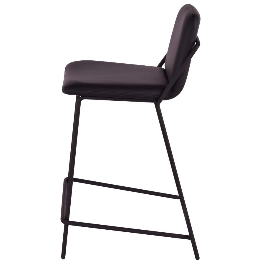 Marvelous Sling Counter Stool Upholstered Nuans Dailytribune Chair Design For Home Dailytribuneorg