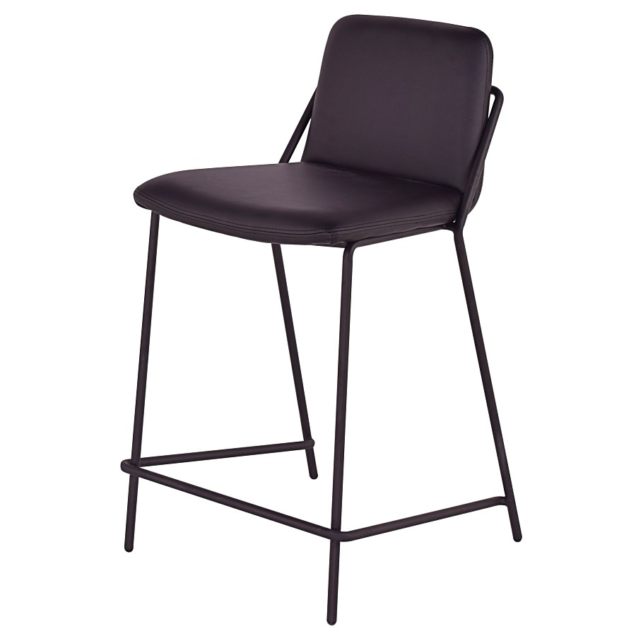 Sling Counter Stool Upholstered Nuans