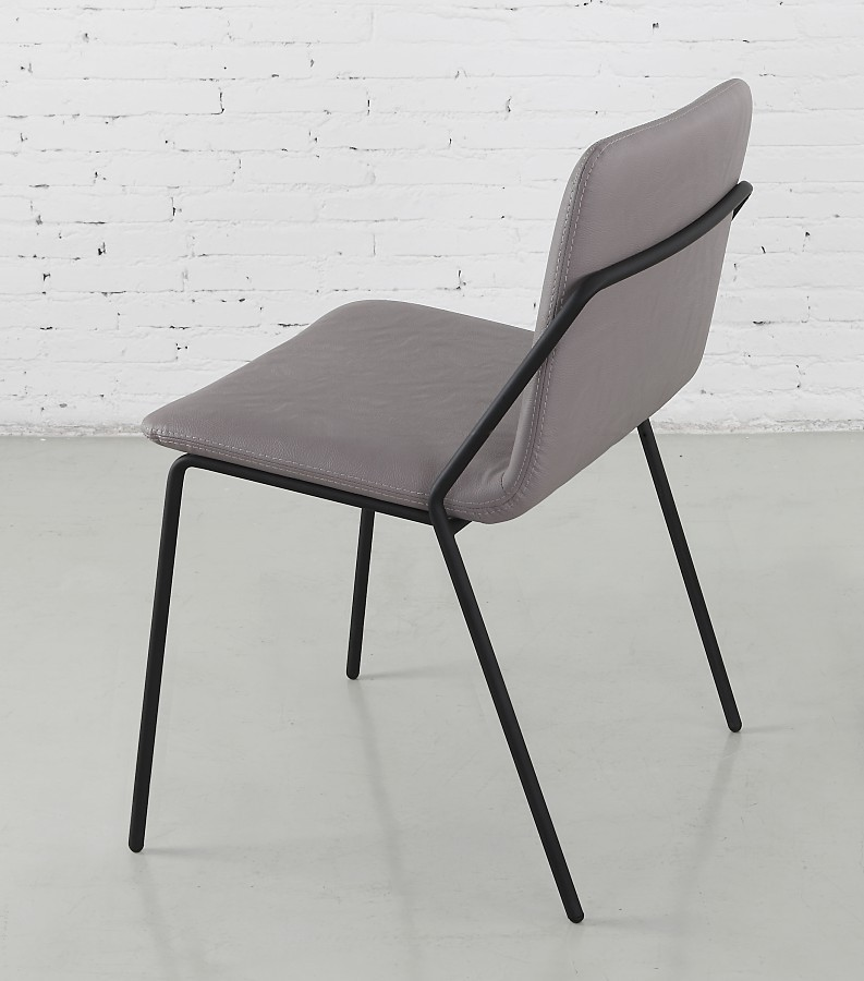 Sling Chair Upholstered Nuans