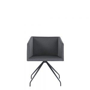 box chair swivel