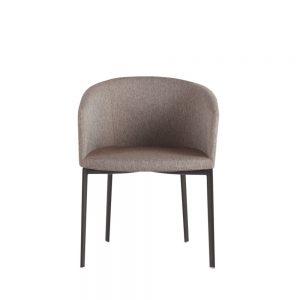 barclay chair 4-legged metal