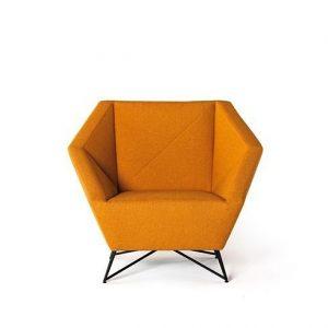 3angle armchair