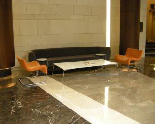 durgu sofa | mono chairs | fly coffee table