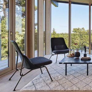 strain lounge chair