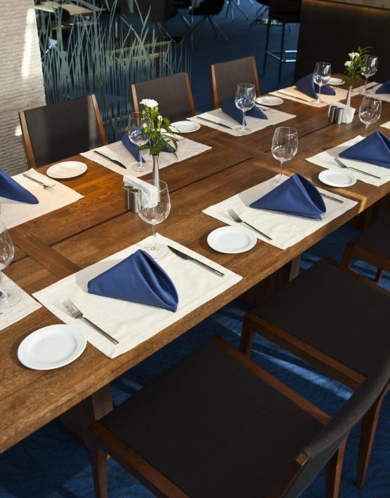 B&T Spirit Chairs and Massive Table