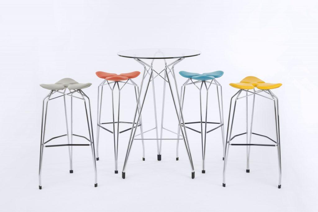 Diamond Bar Table NUANS - Diamond bar table