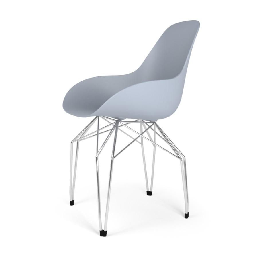 Diamond Dimple Closed Rocking Chair In 9 Kleuren - Diamond dimple chair