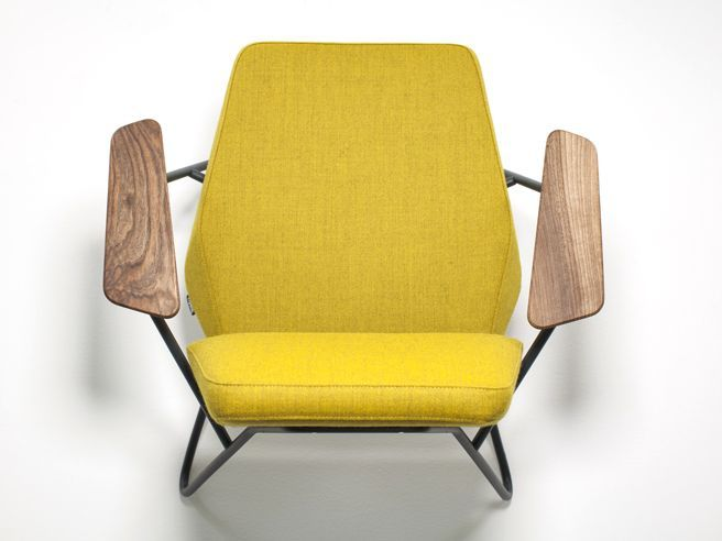 Prostoria Polygon Fauteuil : Polygon chair nuans