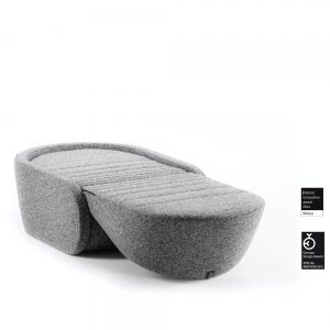 up-lift armchair - bed