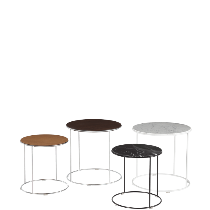 petty side table