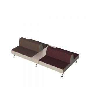 simple modular seating