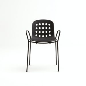 holi chair holes w/arms