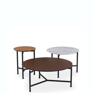 modest coffee table