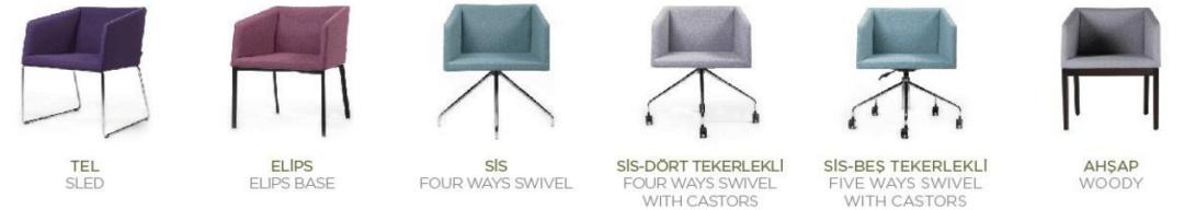 box-chair-base-options