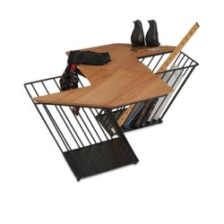 hexagon-coffee-table