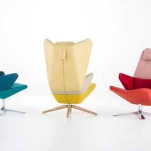 trifidae lounge chair