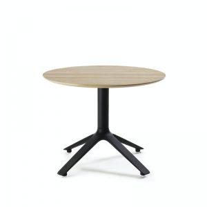 eex side table   wood top
