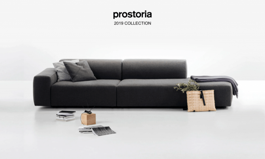 PROSTORIA 2019 COLLECTION