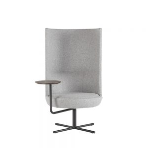 round armchair xs private
