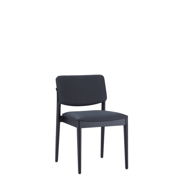 dion stacking side chair