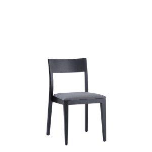 hazel stacking chair