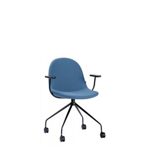 surf chair fixed height with castors