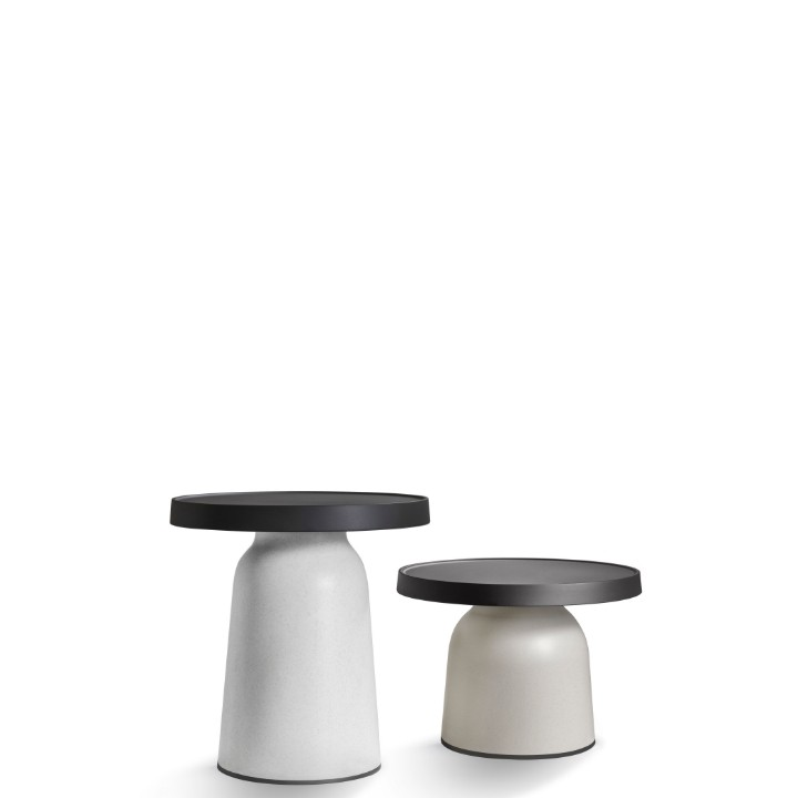 thick top accent tables