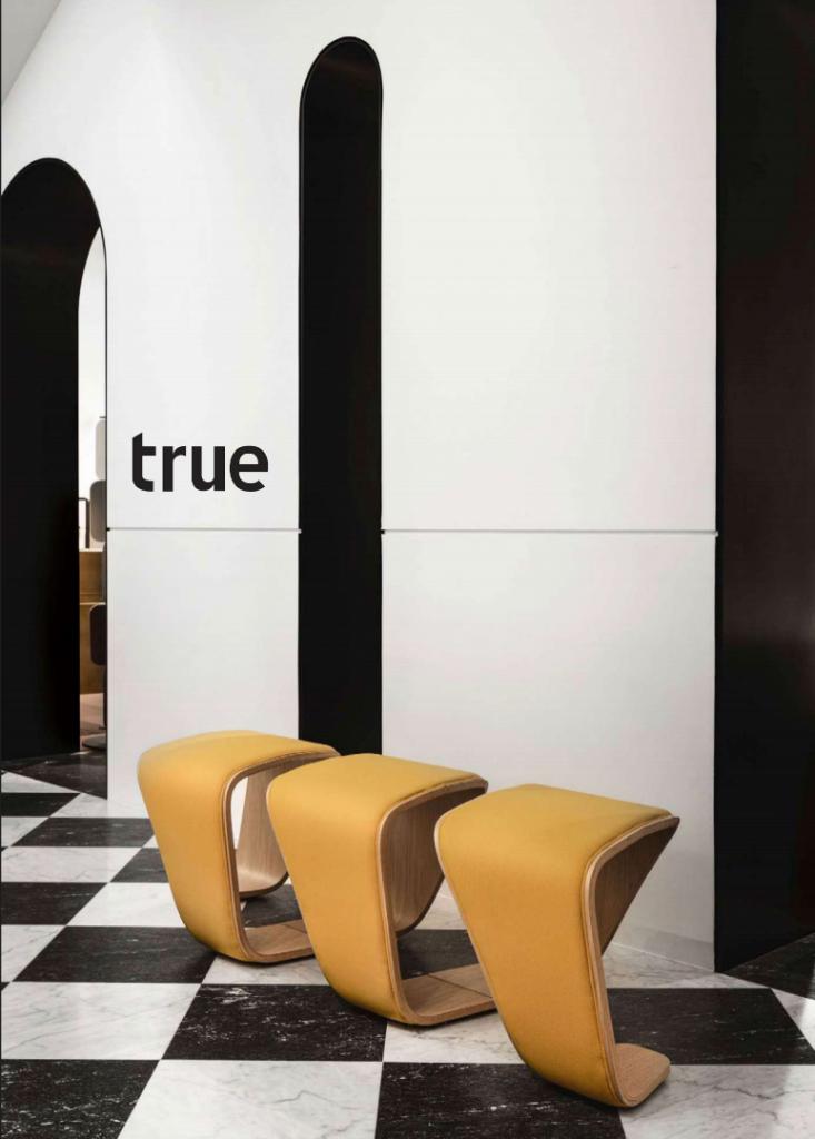 True Design Catalog Cover