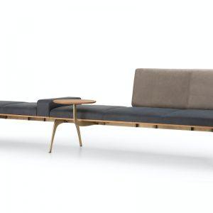 millepiedi modular bench