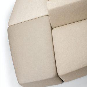 stone modular seating