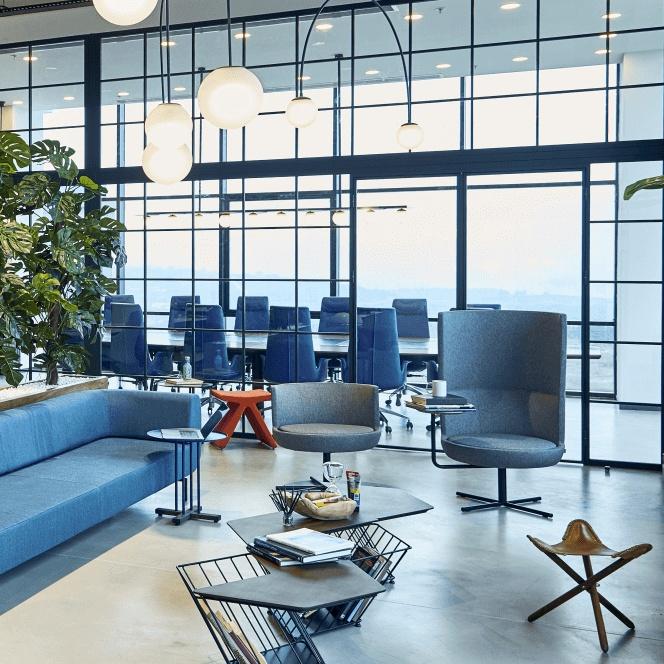 B&T Design Round Chair XS - Nuans Design