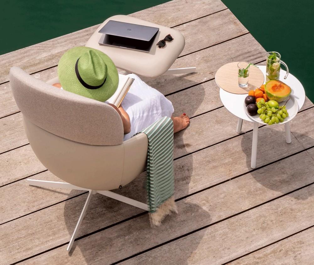True Design Not-Chair-8090-Cloud Table