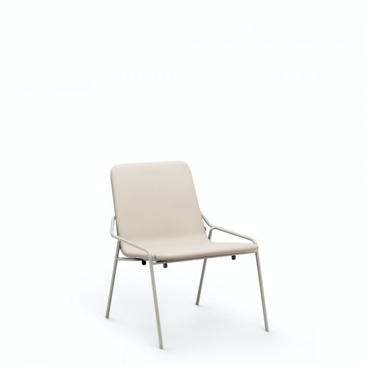 dupont easy chair upholstered