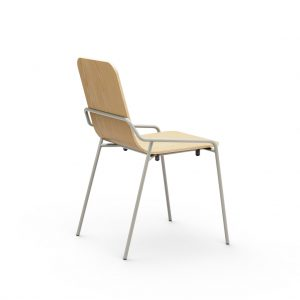 dupont stacking chair