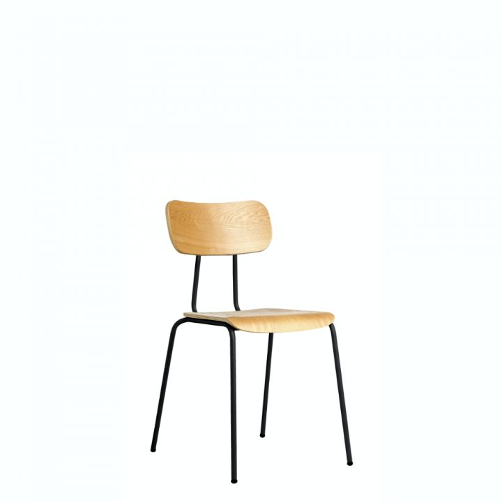 sonora stacking chair