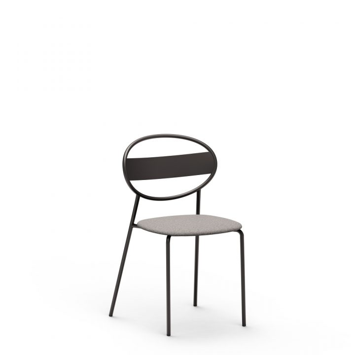 sole chair upholstered