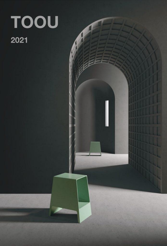 TOOU 2021 CATALOG COVER