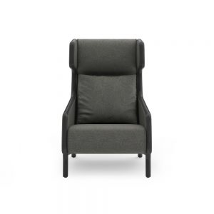 isola wing chair